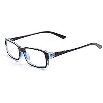 474d559a8cf Amazon.com  Computer Glasses Anti Glare Anti Reflective Coating ...