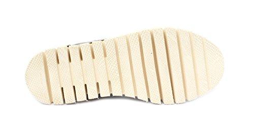 Come Sneaker Airstep 98 A 98 850101 Argento / Ghiaccio / Bianco