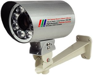 COP-USA CZ100IRRC - 980X Zoom Super Bazooka; 35X Optical Zoom High Res