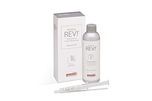 Whitening oral care Premier Perfecta Rev Refresher Pak (4000141) 14% Teeth Whitening Gel and Rinse