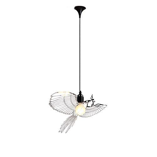 DLINMEI Lámparas de Techo de la lámpara de la Vendimia, Soporte de la Placa Colgante del Techo de Hierro Retro Lámpara de...