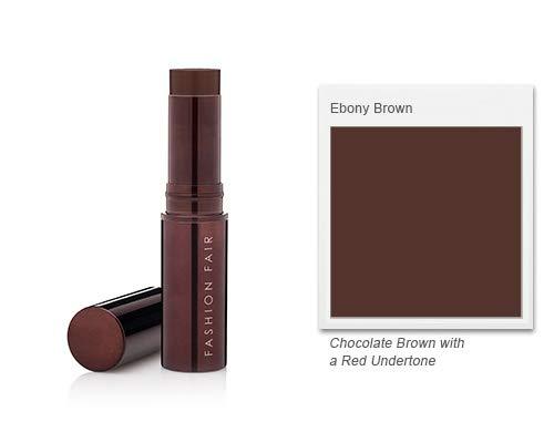 Fashion Fair Fast Finish Foundation Stick - Ebony Brown