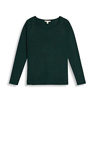 Dark Vert Green Pull Femme 375 Teal Esprit tU1Eqnww