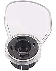 A550 elektriskt slipskydd miniborrtillbehör för slipmaskin skydd säkerhetsskyddskåpa transparent färg WEITOE