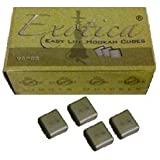96 PC. Japanese Silver Hookah CHARCOAL COAL Exotica Rate #1 Garden, Lawn, Supply, Maintenance