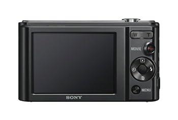 Sony Dscw800b 20.1 Mp Digital Camera (Black) 4