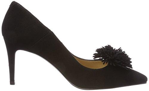 Toe COPENHAGEN Clip Closed Women's Black Black Heels Ante Gusta GARDENIA At10 XAfqq