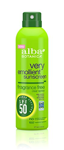 Alba Botanica Very Emollient Sunscreen - 6