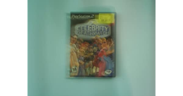 Amazon.com: Celebrity Death Match - PlayStation 2: Artist ...