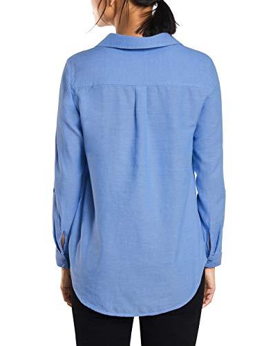 10763 Para Mujer Azul Blusa One Street sailing Blue Rpwq0qE