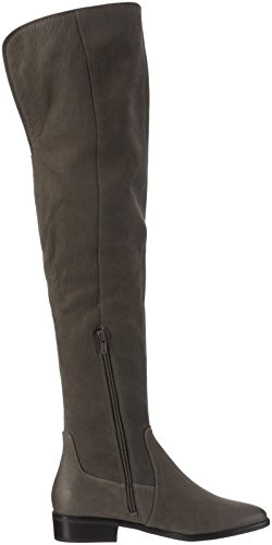 Women's Grey Over 13 Chiaverini Nabuck Knee Grey Boots Aldo 1qzZHz