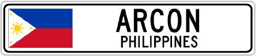 arcon-philippines-philippine-flag-city-sign-6x24-quality-aluminum-sign