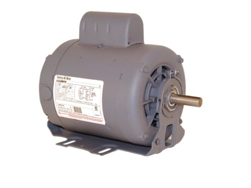 A.O. Smith C692 1 HP, 1725 RPM, 208-230/115 Volts, 56 Frame, ODP Enclosure, Sleeve Bearing Capacitor Start Motor