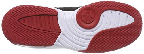 Red 023 Nero Jordan Da Scarpe Max Basket Aura gym white Nike gs black Bambino fP4qWwwO
