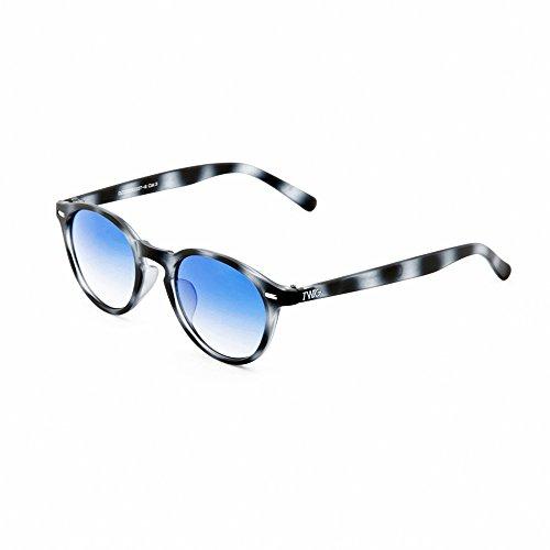 Tortuga sol SOUTINE redondo Gafas espejo de Gris mujer TWIG zF5y0q
