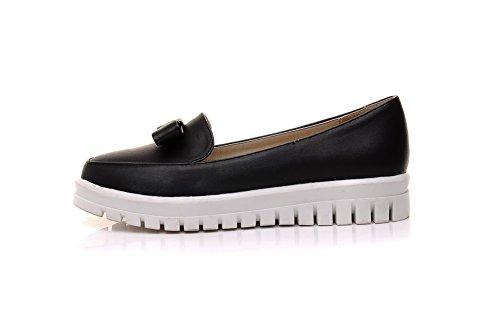Negro Mujer Para Vestir Zapatos De 1to9 nFxTAXq