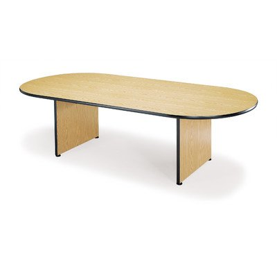 OFM T4896RT-EOAK Racetrack Conference Table, 48