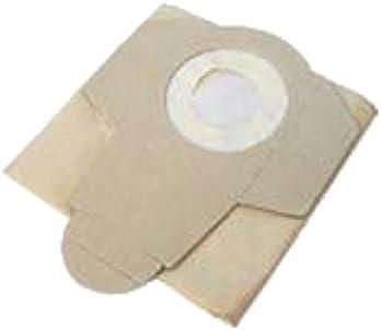 Lote de 5 bolsas de papel para aspirador loasp201 Leman abr316: Amazon.es: Bricolaje y herramientas
