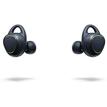 Samsung Gear IconX 2016 Cordfree Fitness Earbuds with Activity Tracker - Black - Discontinued by Manufacturer