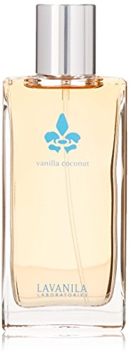 Casual Vanilla Eau De Toilette (Lavanila The Healthy Fragrance Eau de Toilette, Vanilla Coconut, 1.7 Fluid Ounce)