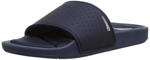 Men's Copper Slide Foam Glide Navy Fit Sandal 587qFxH8