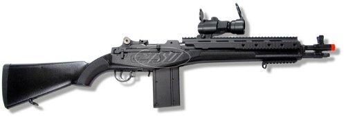 pring Airsoft Rifle Combo Short ver. airsoft gun (M14 Spring Sniper Rifle)