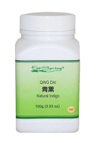 Ever Spring Qing Dai 5:1 Concentrated Herb Powder / Natural Indigo / Y158 (青黛)