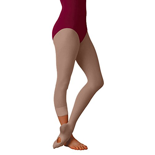 Body Wrappers Womens SW CONVRT TIGHT A31 -STAGE TAN S-M