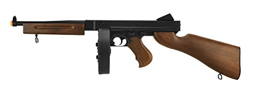 Well D98 M1A1 WW2 SMG AEG Airsoft Gun (Best Airsoft Rifle Under 100)