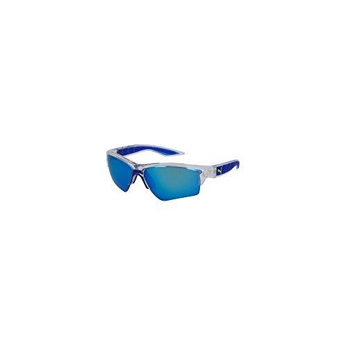 Sunglasses Puma PU 0056 S- 005 CRYSTAL / - For Puma Sunglasses Men