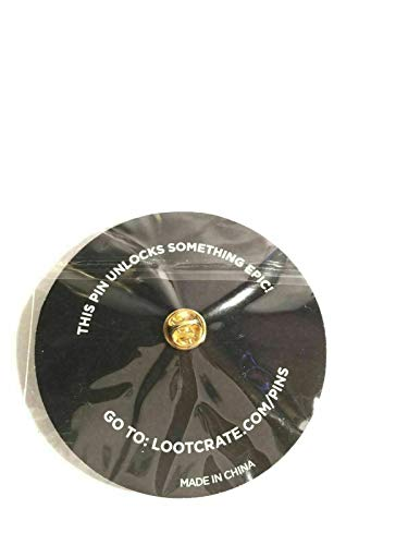 Star Trek Online Loot Crate Spock Lapel Pin Tie Tack Lootcrate Unique by Generic (Image #1)