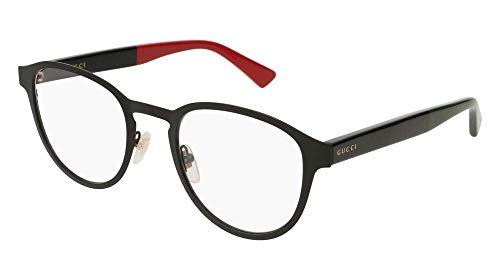 Eyeglasses Gucci GG 0161 O- 005 BLACK / ()