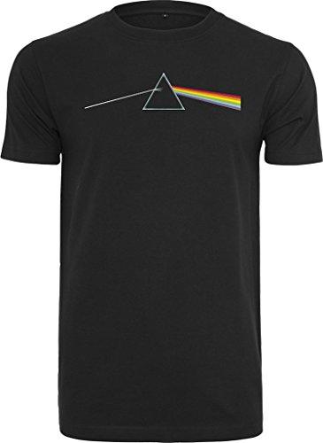 Mister Tee Pink Floyd Dark Side of the Moon Tee *Farbe: Schwarz* *Größe: S-2 XL*