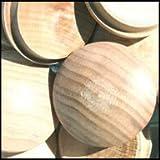 WIDGETCO 1'' Maple Button Top Wood Plugs