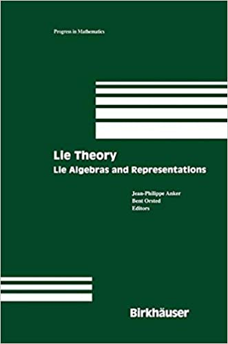 Lie Theory: Lie Algebras and Representations (Progress in