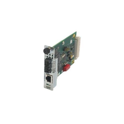 TRANSITION NETWORKS 10/100btx rj45 to 100bfx mm sc 2km bridging media converter (Transition Networks CBFTF1013-105)