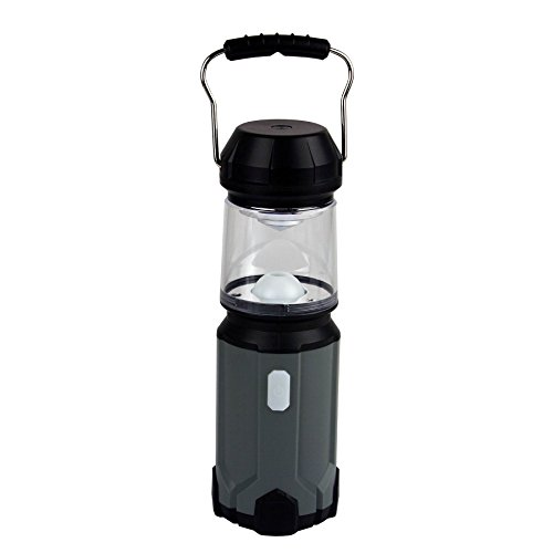 Dorcy 41-1091 Rechargeable Power Bank Lantern with USB Input/Output ()