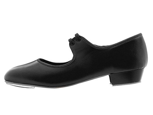 Black Low Dancewear Womens Dance 3 UK Shoes Girls Tap By Heel Katz Ladies PU tvTqwR
