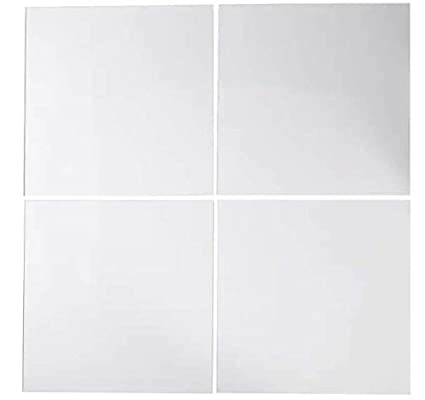Lots - IKEA - Mirror Pack of 4 Piece Size30x30 cm (12x12