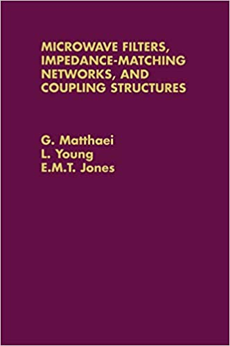 Microwave Filters, Impedance-Matching Networks, and Coupling