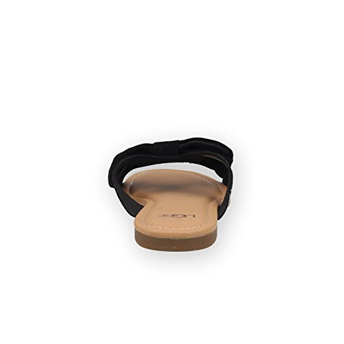 UGG Australia Damen Fonda Pantoffeln Nero (Black Black)