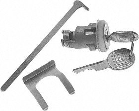- Borg Warner TLK1 Trunk Lock Kit
