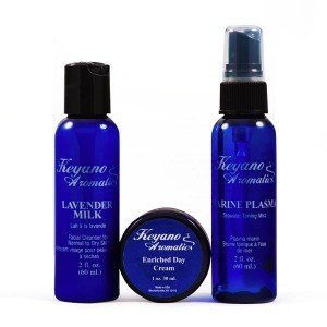 Keyano Aromatics Skin Care Travel Kit (Dry) from Keyano