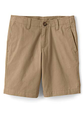 Lands' End Boys Chino Cadet Shorts