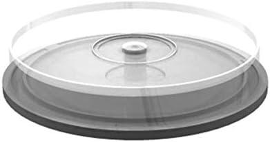 Tarrina vacía tranparente mediarange 10 discos (cakebox): Amazon.es: Electrónica