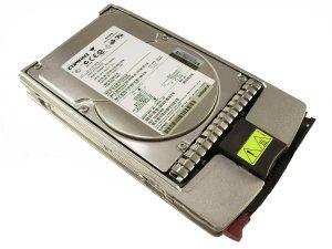 B22 Disk Drive - 142673-B22 Compaq 18.2GB 10K Ultra3 Universal SCSI Hard Drive 142673-B22