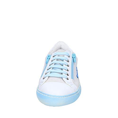 Sneakers Blanco Braccialini Gamuza Sneakers Mujer Gamuza Mujer Blanco Braccialini pqXSfcFR