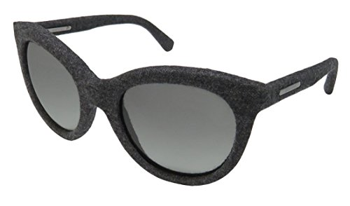 Giorgio Armani Sunglasses - AR8041M / Frame: Black/Flannel Dark Gray Lens: Gray Gradient-AR8041M53188G