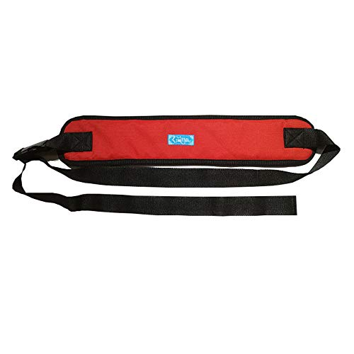 XIHAA Multifunctional Breathable Wheelchair Seat Restraint Belt, Elder