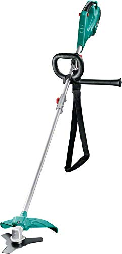 Bosch AFS 23-37 - Desbrozadora (cuchilla de 3 hojas, bobina para hilos